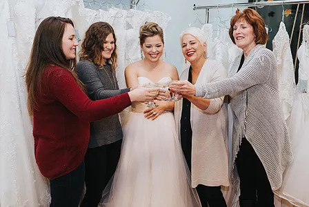 Bend oregon wedding dress shopping the bridal suite and special bridal suite brides to be will experience a personalized visit tailored just for you which features solutioingenieria Choice Image