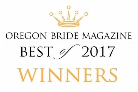 Oregon Bride Magazine Winners 2017