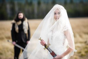 The Bridal SuiteGame of Thrones Styled Shoot 20