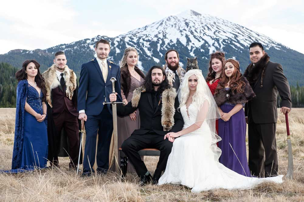 The Bridal SuiteGame of Thrones Styled Shoot 22