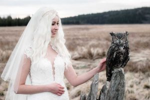 The Bridal SuiteGame of Thrones Styled Shoot 27