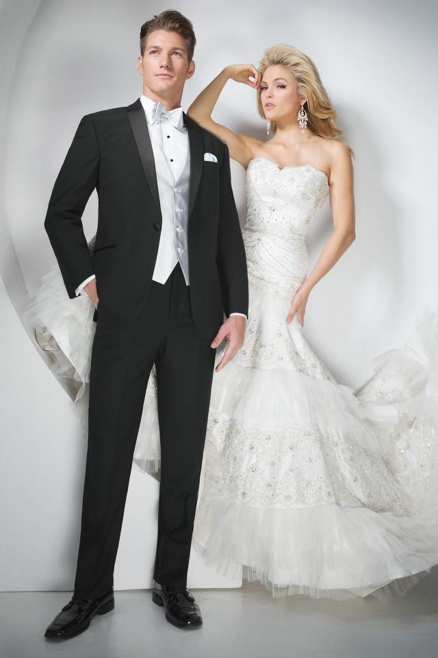 Tuxedo and Suit Rental - The Bridal Suite & Special Occasion