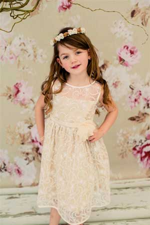 Flower girl dresses Bend Oregon