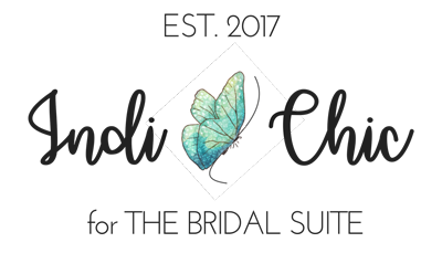 Indi Chic for the Bridal Suite
